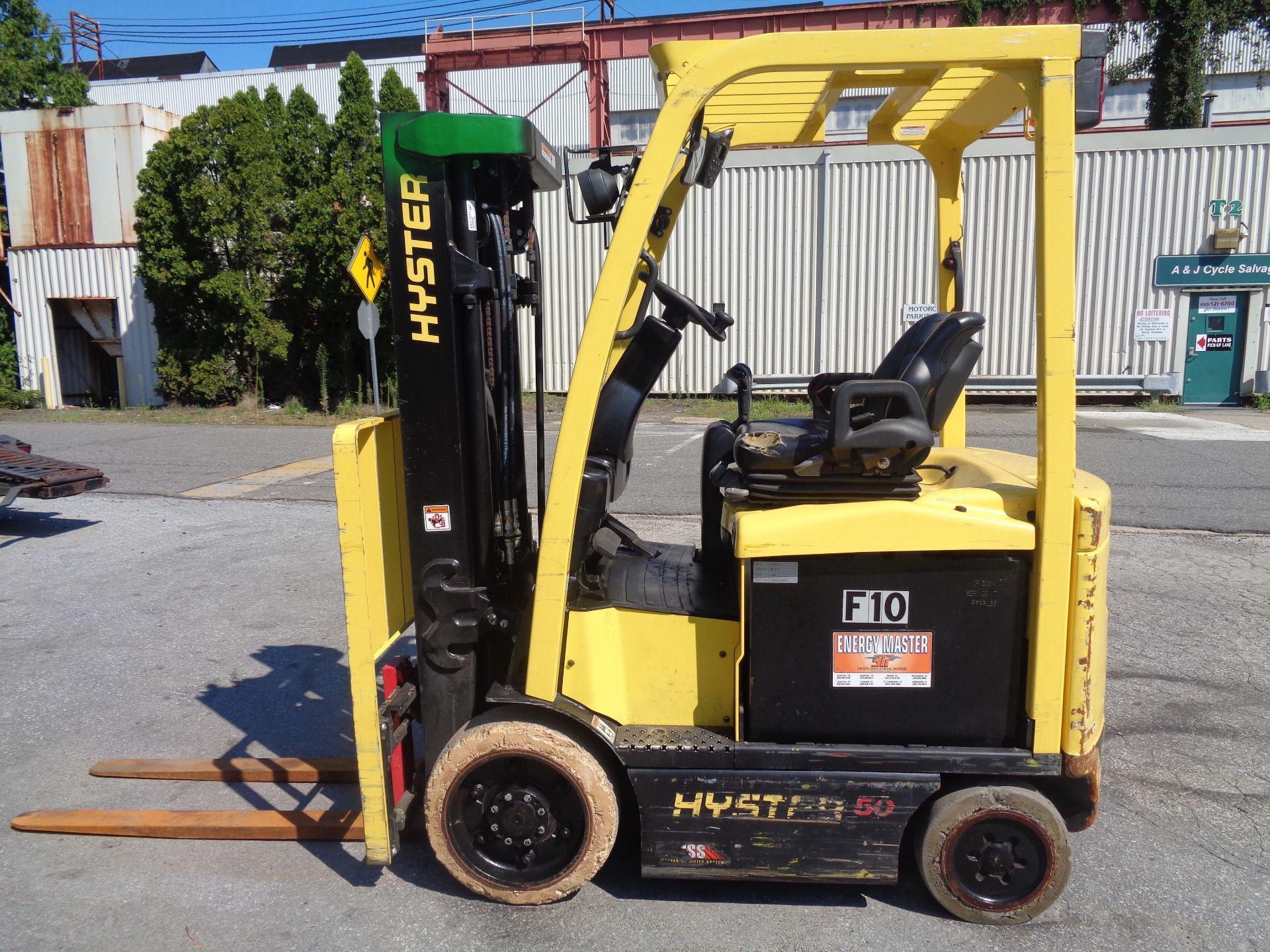 Lot 51 - 2016 Hyster E50XN-27 5,000lb Forklift