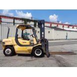 2013 Clark CMP70D 14,000lb Forklift
