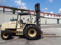 2005 Ingersoll Rand RT708H 8,000lb Rough Terrain Forklift - Only 455 hours