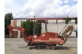 Ditch Witch HT25K Trencher and Backhoe