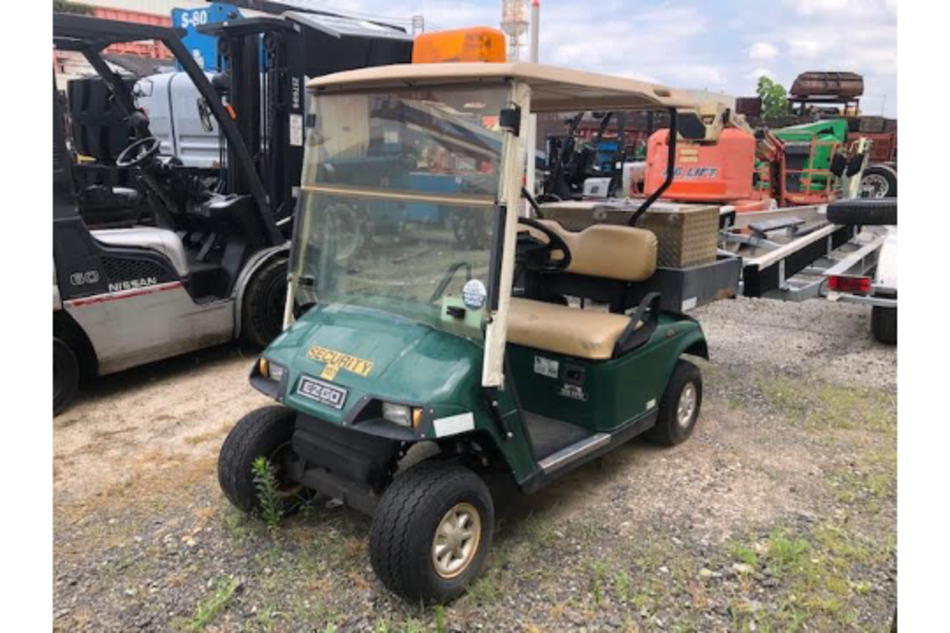 Lot 1 - Golf Cart