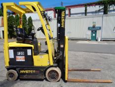2016 Hyster E30XN 3,000lb Forklift