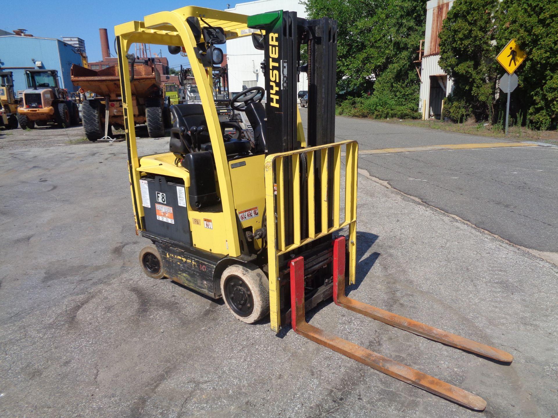 Lot 37 - 2016 Hyster E30XN 3,000lb Forklift