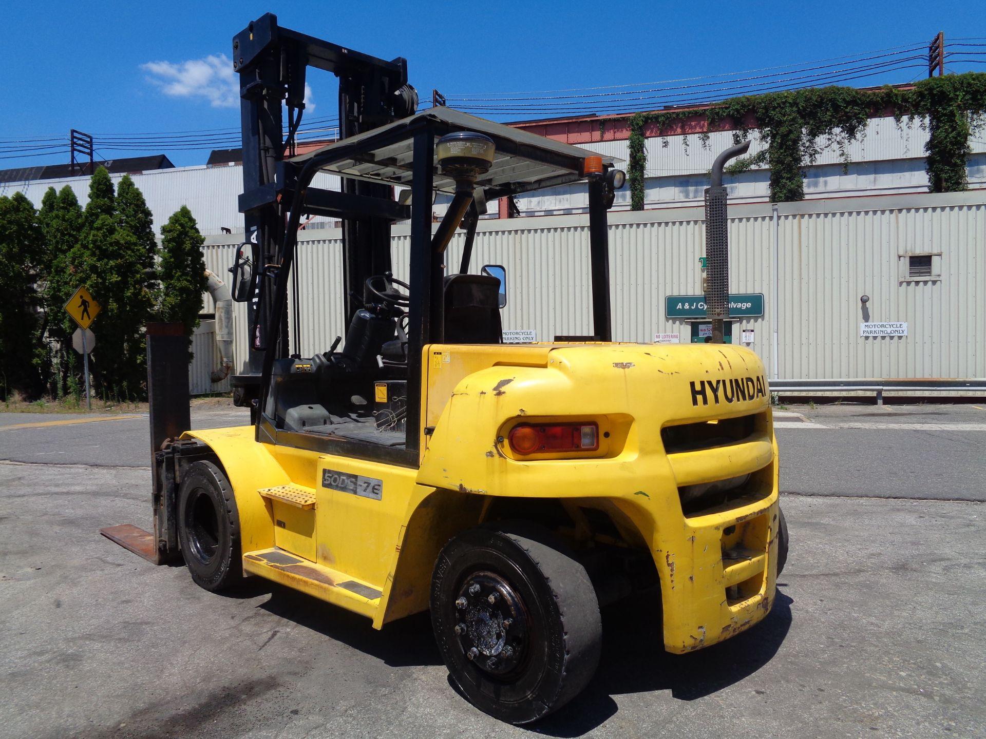 Lot 26 - 2014 Hyundai 50DS7E 11,000lb Forklift