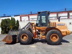 2013 Case 512E Wheel Loader