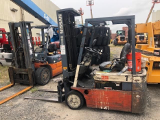 Nissan 3,500 lbs Forklift
