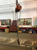 CM 1 Ton Electric Hoist