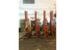 Set of 4 ALM 18,000lb Truck Lifts (13)