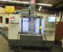 2015 HAAS VF2 CNC Vertical Machining Center