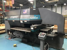 Strippit CNC Punch Press