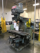 Bridgeport Series ll Vertical Milling Machine