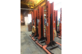 Set of 4 ALM 18,000lb Truck Lifts (10)