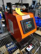 Walker WBM-13 0-3000 lb Battery Lift Magnet w/Remote Portable 120V Lifting Plate
