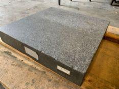 "Granite Surface plate 24""24"""