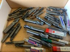 Approx.(45) Assorted Solid Carbide Endmills