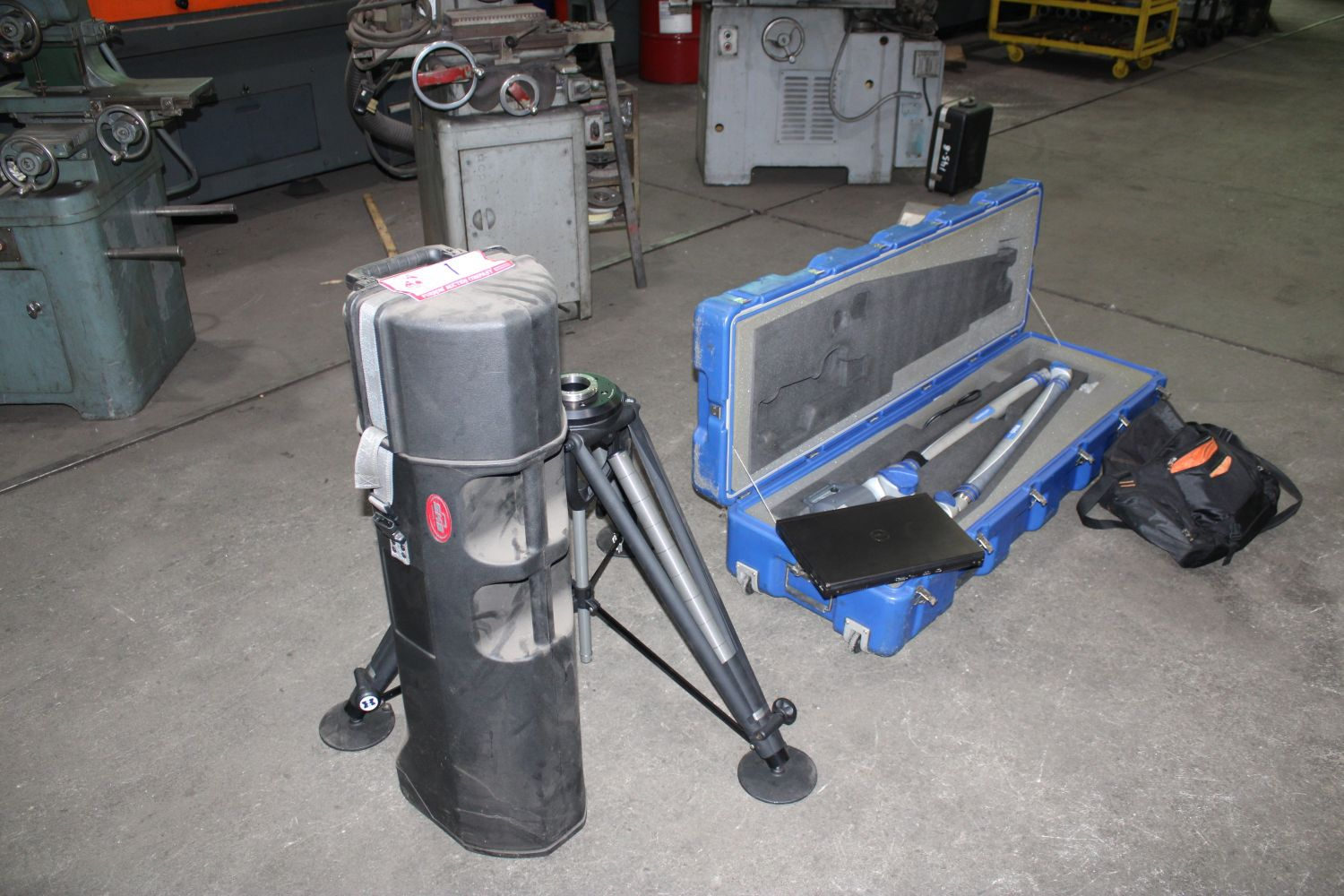 Online Only Auction of Machine Shop and Metal Fabrication Equipment
