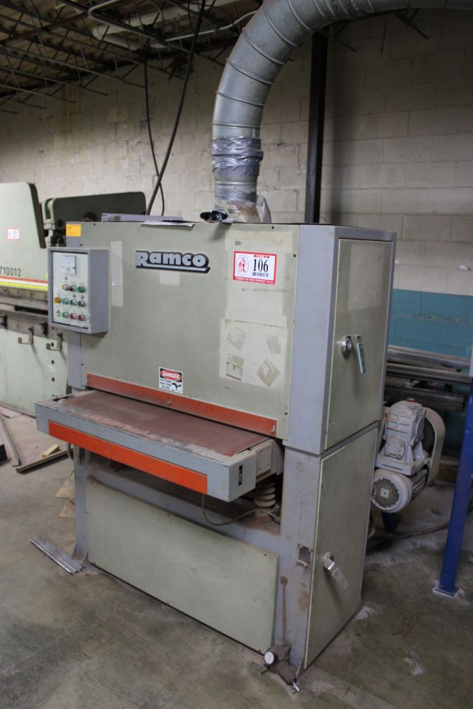 Online Only Auction of Light Metal Fabrication Equipment