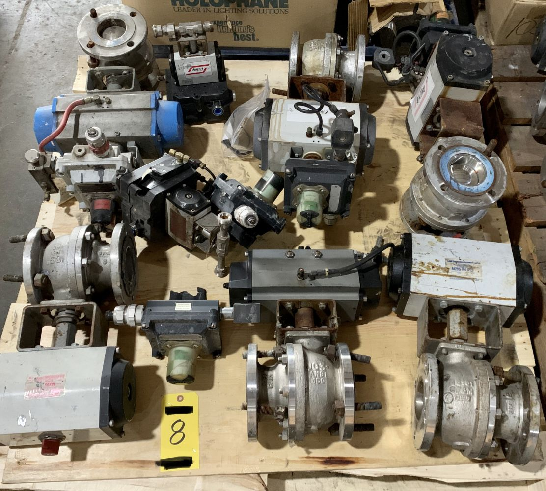 Online Only Auction Of Surplus Electrical And Nuclear Grade Industrial Supplies