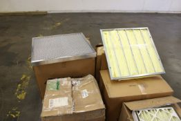 Large Assortment of Air Flow Air Filters
