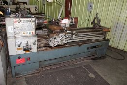 "Turret America Engine Lathe, 7"" Swing, 60"" Between Center"