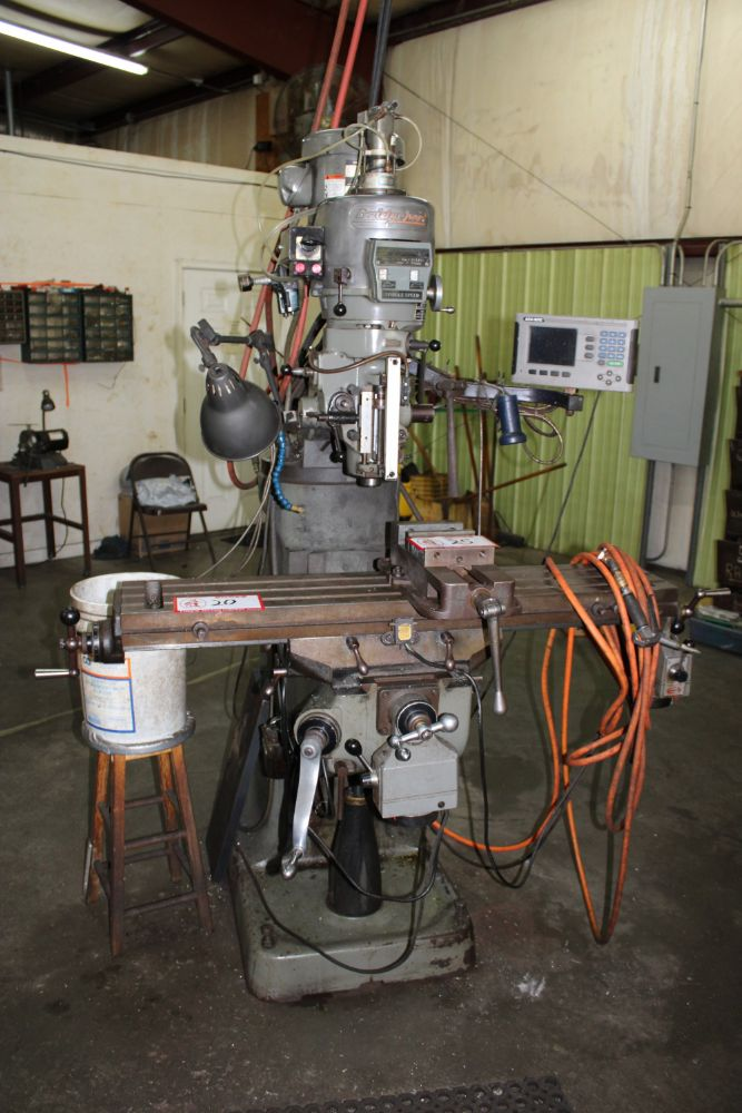 Absolute Auction Selling For Athens Tool & Engineering