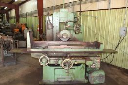 "Gallmeyer & Livingston No. 55 12"" x 36"" Surface Grinder"