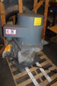 """Contents of Pallet: (2) 5"""" Blower Mount/Section Manifolds"""