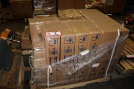 Approx. 34 Boxes of Sandar Industries Turn Up System Paper Band Model 2201WESP-1