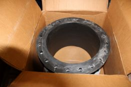 """Contents of Pallet: 20"""" PVC Pipe Coupling and (3) Boxes of 3M Tape"""