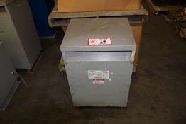 PowerTran 30 KVA 480 Volt High Primary, Secondary 240-120