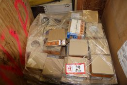 Contents of Pallet: Misc. Electrical Wire