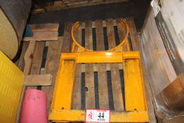 Forklift Barrel Clamp