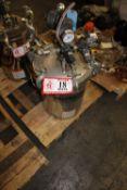 Binks Stainless Steel Paint Pot
