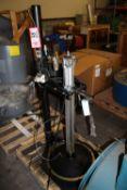 Lincoln Pneumatic Barrel Pump Elevator