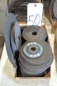 Lot-Grinding and Cutoff Wheels in (1) Box