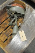 Johnson Sea Horse Gas Powered Outboard Boat Motor in (1) Crate