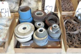 Lot-Grinding Wheels and Various Abrasives in (1) Box