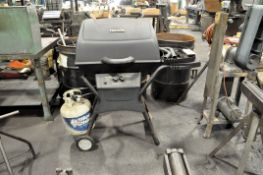Char-Broil Portable LP Gas Barbeque Grill with LP Tank