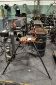 Ridgid No. 40A, Pipe Tri-Stand with Pipe Vise