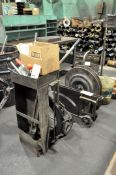 Lot-Steel Banding Outfit with Tools, Supplies and (2) Extra Banding Carts