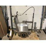 CART CADDY CART PULLER STAINLESS STEEL. - LOCATION - AURORA, ONTARIO