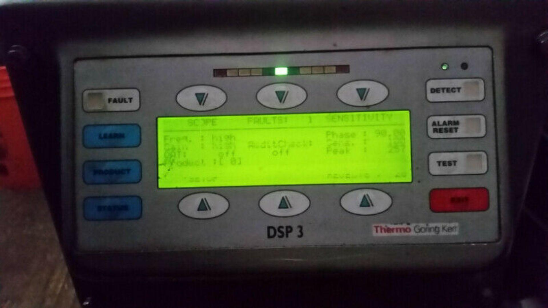 Thermo Goring Kerr Model DSP 3 Metal Detector S/N 06298304 - LOCATION - LONDON, ONTARIO - Image 2 of 4