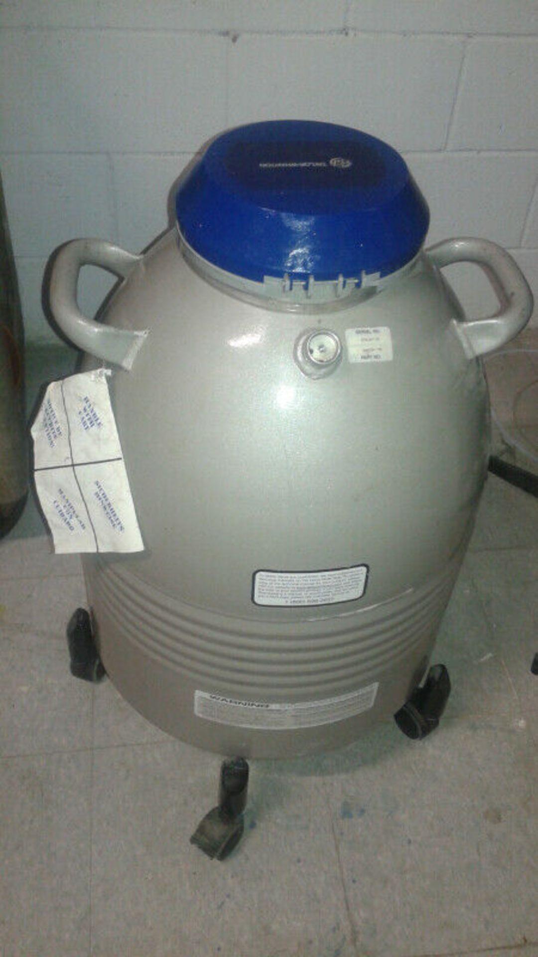 Taylor Wharton HC34 Liquid Nitrogen Storage - LOCATION - LONDON, ONTARIO