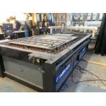 FASTCUT CNC PLASMA TABLE, 5' x 10' CAPACITY, YR 2008 - LOCATION: MONTREAL, QUEBEC