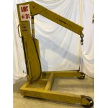 ENERPAC ENGINE LIFT, MODEL MIC-200-1, S/NAC8, 2 TON - LOCATION, MONTREAL, QUEBEC