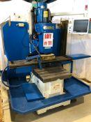 EAST LION MILLING MACHINE (CNC), MODEL EL-BT25C/3ACNC, S/N 991004, 14'' X 59''