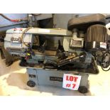 KING HORIZONTAL BANDSAW, MODEL 712, S/N 674059, 7'' X 12'' - LOCATION, MONTREAL, QUEBEC