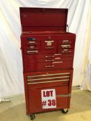 ARMSTRONG TOOL CHEST - LOCATION, MONTREAL, QUEBEC