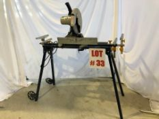 MAKITA CUT-OFF SAW, MODEL 2412-N, 12'' - LOCATION, MONTREAL, QUEBEC