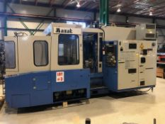 MAZAK HORIZONTAL MACHINE CENTER, MDL H500/50, *NOT FOR OFFSHORE EXPORT* - LOCATION, MONTREAL, QUEBEC